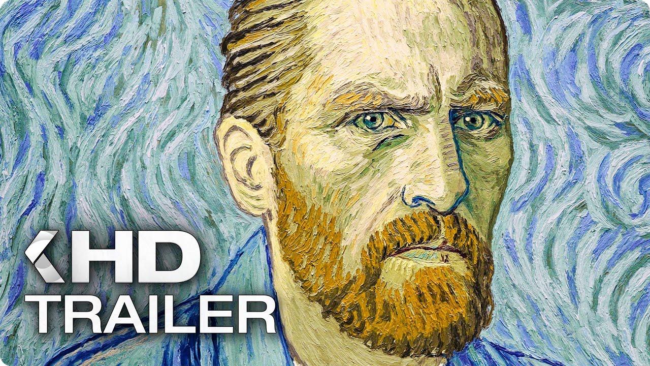Loving Vincent Trailer