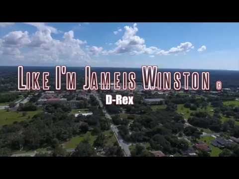 NEW BUCS ANTHEM Like I'm Jameis Winston  DRex OFFICIAL VIDEO