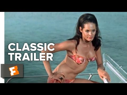 Thunderball (1965) Official Trailer - Sean Connery James Bond Movie HD