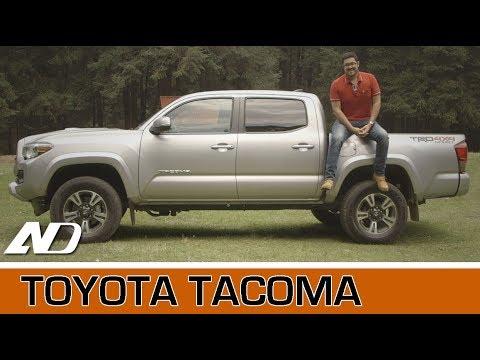 Toyota Tacoma - El accesorio de GoPro más caro del mundo