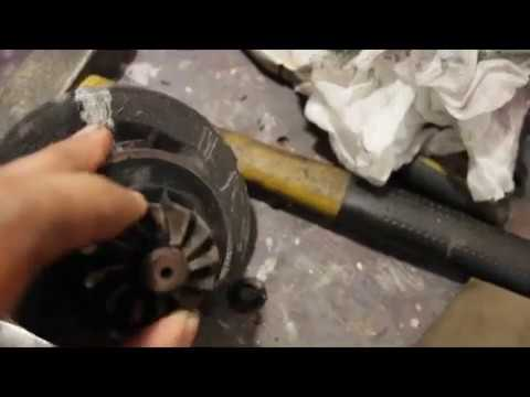 ремонт турбины D4BH