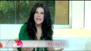 MARTHA DEBAYLE EN CASA CLUB TV