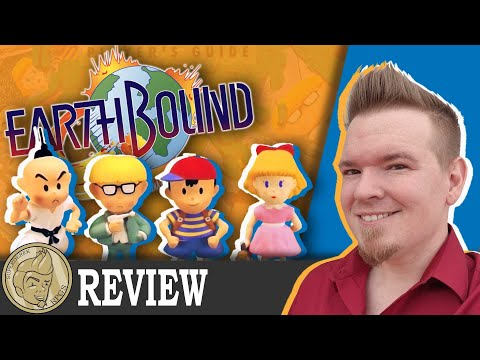 Earthbound Review! [SNES] The Game Collection