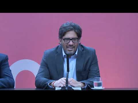 Declaraciones de los ministros Germán Garavano y Oscar Aguad