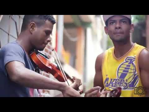 Vai Malandra ( Violino e Cavaco, Samba) 🎻🎶♥