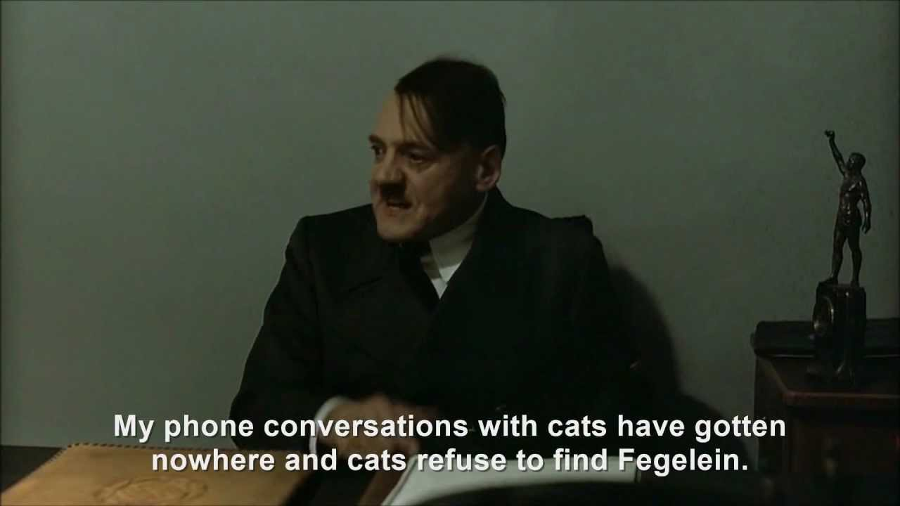 Hitler and why he hates cats