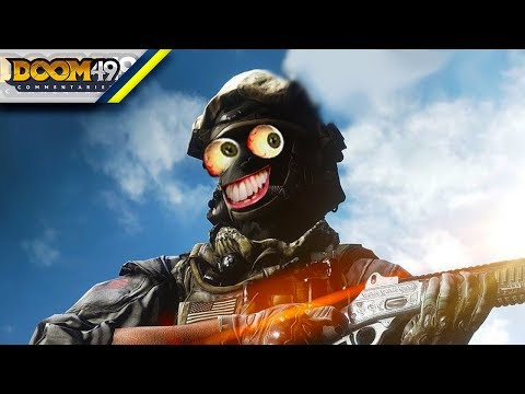 Battlefield 4 Funny Moments - BF4 Shenanigans Funtage Fails, Glitches, Trolling thumbnail