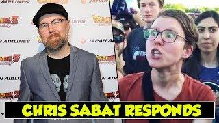 CHRIS SABAT RESPONDS! Sabat Issues Response And Vic Mignogna Trail Case