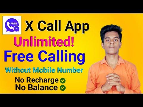 X Call App Kya Hai - X Call App Kaise Use Kare - Free Call Kaise Kare - X Call App - X Call - Vertx