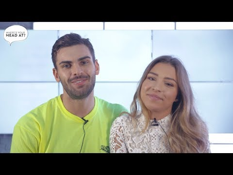 Love Island's Adam and Zara open up about the effects of online trolling & bullying
