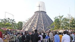 Three Popes Have Visited Uganda Martyrs Catholic Shrine Namugongo.