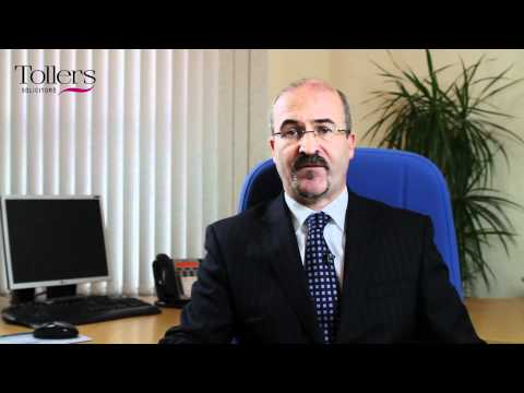 Tollers Solicitors - Alan Peck - Division of Assets