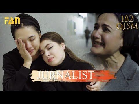 Журналист Сериали 182 - қисм L Jurnalist Seriali 182 - Qism