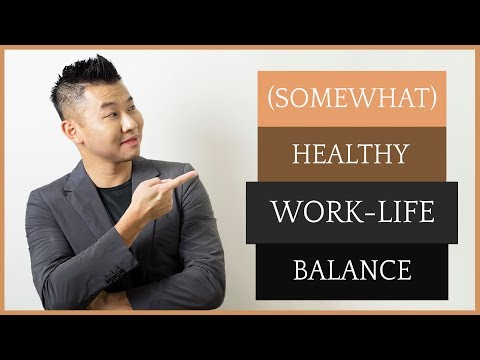 How To Have A Healthy Work-Life Balance