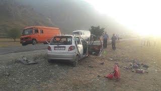 Баткенская область: в ДТП погибла практически вся семья / 11.09.17 / НТС