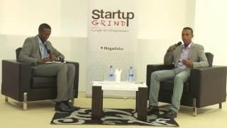 Bashir Osman (Entrepreneur) at STARTUP GRIND MOGADISHU