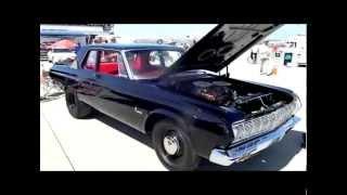 1964 Plymouth Savoy 426 Hemi coronado speed festival 9-23-2012