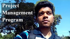 My Review of Project Management Program | How is the Program Like? Is it a good choice?