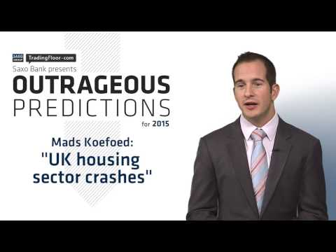 UK house sector to crash - Outrageous Predictions for 2015