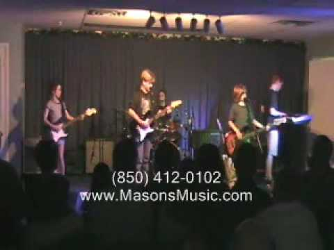 Tallahassee Rock Bands and Music Lessons for all ages and Instruments