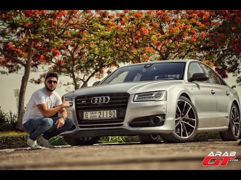 Audi S8 Plus 2016 اودي اس8 بلس