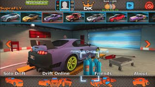 Mobile iOS - Dubai Drift - First Thoughts  + ONLINE Drifting!