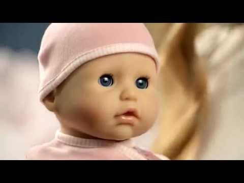 12 ноя 2016. Много принадлежностей и аксессуаров кукле как одежда, обувь, соска, бутылочка, и многое другое для куколки беби анабель (baby annabell). Спасибо, что смотрит.