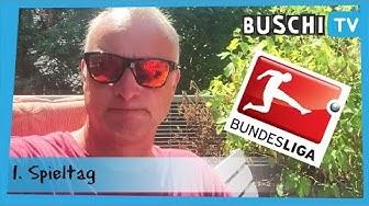 Buschis Bundesliga Prognose: Meine Tipps zum 1. Spieltag der Saison 15/16!