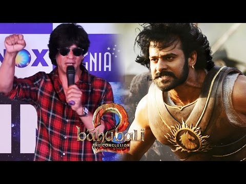 Thumbnail: Shahrukh Khan's REACTION On Baahubali 2