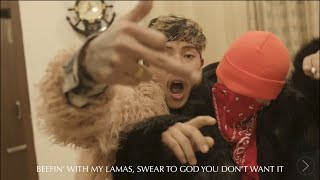 Young Lama - DOLLA BILLS ft. VTEN (Official Music Video)