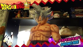 Dragon Ball Super Papercraft : Ultra Instinct Goku