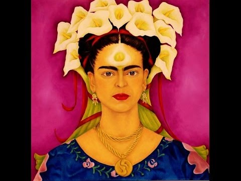 jazz bossa nova stan getz the art of frida kahlo best hd quality youtube. Black Bedroom Furniture Sets. Home Design Ideas