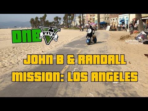 #TBT John B & Randall riding electric scooters on Venice Beach, CA c.2017