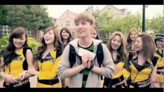 [1080p] GIRLS'  GENERATION JAPAN TOUR BLU-RAY - Lucky Day (ft SHINee's Key+Taemin)