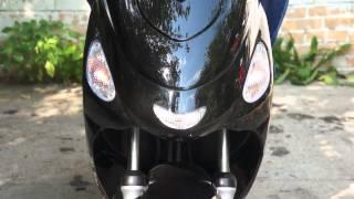 Обзор нового скутера Armada Digita