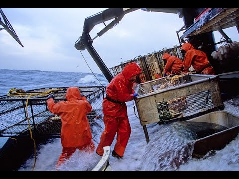 Danger In The Water - Alaskan Fishing Documentary - History TV