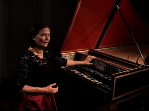 About Elaine's Harpsichord