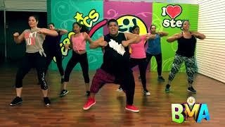 COMO ANTES - Yandel (Feat. Wisin) Zumba Ed Choreography #ELGORDITOBAILADOR