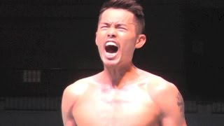 Badminton Lin Dan [China] vs Viktor Axelsen[DEN]-3G MS Final YONEX Open Japan 2015.9.13