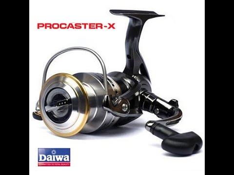 ТО рыболовной катушки Daiwa Procaster 2000x