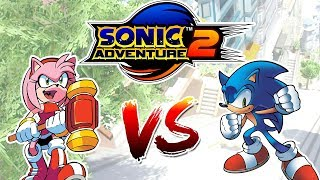 Sonic Adventure 2 Battle - Competition