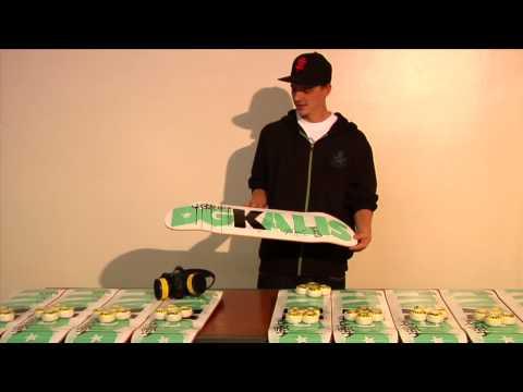 Veja o video -Josh Kalis: DGK x Zumiez