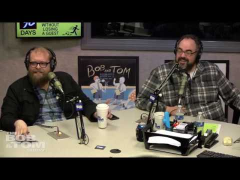 The BOB & TOM Show - A $42 Ribeye ... FOR YOUR DOG