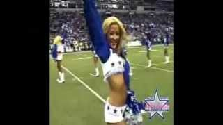 Dallas Cowboys Cheerleaders - Move Shake Drop