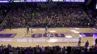Highlights from gcu basketball vs utrgv. the lopes drop this one 88-80.for more information on athletics, visit www.gculopes.com.