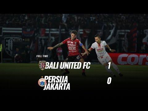 [Pekan 3] Cuplikan Pertandingan Bali United FC Vs Persija Jakarta, 31 Mei 2019