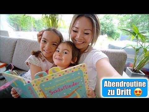 Ohne Papa Justus allein mit 2 Kindern 🤪 Elisa singt! Blaubeeren pflücken & Abendroutine! Mamiseelen