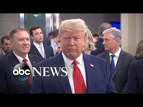 President Trump releases