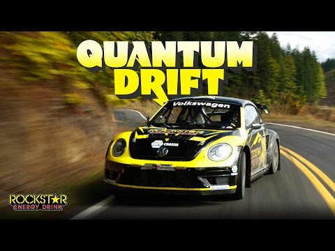 Quantum Drift   Tanner Foust Drives Everything   So Many Cars, So Little Time