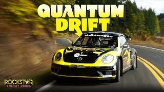 Quantum Drift |  Tanner Foust Drives Everything | So...